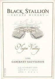 2008 Black Stallion Cabernet Sauvignon