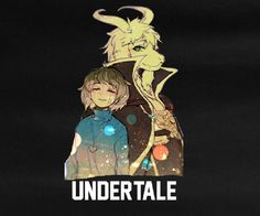 Undertale Asriel Dreemurr video game gamer rpg T-Shirt Tee