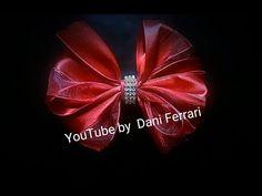 COMO FAZER LAÇO DE FITA - PASSO A PASSO - DIY - Dani Ferrari - YouTube