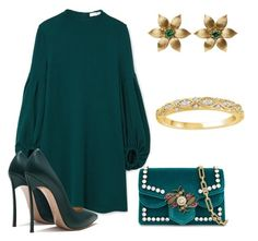 A fashion look from December 2017 featuring zipper dress, green pumps and purses crossbody. Browse and shop related looks. Look Fashion, Autumn Fashion, Womens Fashion, Jeans Fashion, Fashion Tips, Classy Outfits, Stylish Outfits, Mode Abaya, Looks Chic