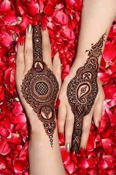 Latest-New-Unique-Bridal-Dulhan-Mehndi-Henna-Designs-Style-2016-for-Hands-Pics