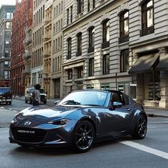 Wallpaper cars above are luxury vehicles that are costly. Deluxe autos remain in minimal production, so there are many people who have not seen the vehicles directly. Mazda Mx 5, Mazda Miata, New Mx5, Mazda Roadster, Suzuki Cars, Expensive Cars, Car In The World, Car And Driver, Car Wallpapers