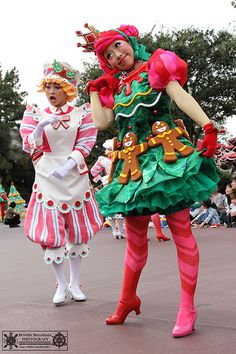 ディズニー・サンタヴィレッジ・パレード | Bevelle Macalania | Flickr