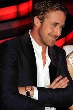 Ryan Gosling and that sassy Smile!