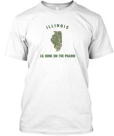 Illinois Lil Bone on the Prairie #420 #Illinois #IL #ISU #ILSU #IllinoisState #PrairieDogs #PrairieDog #ILStateUniversity #CollegeHumor #IllinoisStateUniversity #ILshirts #ILHumor #ILMemes #ILSouvenirs #ILMaps #LittleHouseonthePrairie #IllinoisHumor #Nugs #Weed #Cannabis #Pothumor #WeedHumor #420Humor #StateMotto #Tee #Nugs #Slogans #MemeShirt #Memeshirts long sleeve #Tshirts #hoodies #mugs and #stickers By #TeeNugs #USA