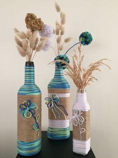 Bottles craft.