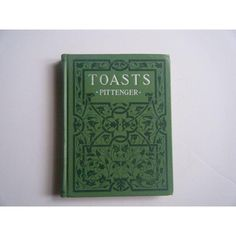 $75 Image of Vintage Toasts Book