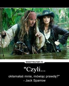 Wtf Funny, Funny Cute, Funny Memes, Jokes, Jack Sparrow Funny, Captain Jack Sparrow, Sad Quotes, Movie Quotes, Johny Depp