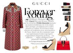 """""""Inside My Wardrobe: October Gucci"""" by revolutionandtrain on Polyvore featuring moda e Gucci"""