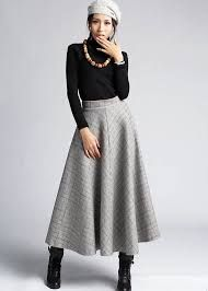 Image result for long winter dresses