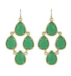 Love these...I am getting back into Gold and brights for the spring.  I think it will be a hit!