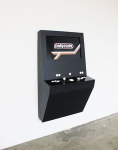 The Polycade updates the arcade interface for the 21st century.The Polycade is the most capable retro + modern arcade machine in the galaxy.The Polycade is the smallest full-size arcade machine out there. The machine plays like a full size arcade machine, while taking up one third the space.The Polycade leverages the power of the Steam appstore to provide you with a seemingly endless universe of games. Both retro and modern games are sold via the Steam appstore, so you're sure to have gre...