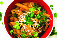 Sausage and Artichoke Penne | 24 Pasta Recipes That Are Perfect For Summer