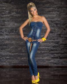 Salopeta Acce Star | Tina Boutique