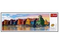 Trefl: Panorama - Groningen, Netherlands (1000)