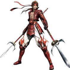 Yukimura Sanada in Sengoku Basara 3