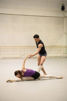 https://flic.kr/p/DcB7dR | Marianela Nuñez and Thiago Soares in rehearsal for After the Rain, The Royal Ballet © 2016 ROH. Photograph by Bill Cooper | Marianela Nuñez and Thiago Soares in rehearsal for After the Rain, The Royal Ballet Season 2015/16 www.roh.org.uk/productions/after-the-rain-by-christopher-...