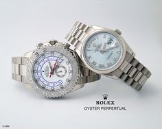 Welcome To RolexMagazine.com...Home Of Jake's Rolex World Magazine..Optimized for iPad and iPhone: White Gold Rolex Yachtmaster II
