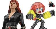 Black Widow Dominates New 'Civil War' Toys and Merchandise -- Scarlet Johansson's Black Widow will be featured on a number of different items for 'Captain America: Civil War', in theaters May 6. -- http://movieweb.com/captain-america-civil-war-black-widow-toys-merchandise/