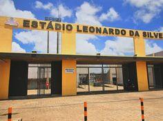 Portal Esporte São José do Sabugi: Depois de reformas, Estádio da Graça reabre nesta ...