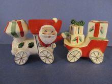 Japan vintage elf ornaments