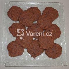 Lehké sušenky z ovesných vloček recept - Vareni.cz Ethnic Recipes, Food, Essen, Meals, Yemek, Eten