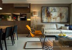 Apartamento decorado 105, Torre II, Jazz Club - Arquiteta Juliana Pippi