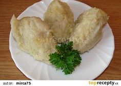 Hairy dumplings of raw and boiled potatoes - detailed - Hairy dumplings of raw and boiled potatoes – detailed - Czech Recipes, Ethnic Recipes, Spanakopita, Dumplings, Gnocchi, Cornbread, Mashed Potatoes, Ale, Side Dishes