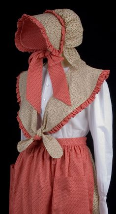 Pioneer women clothes.