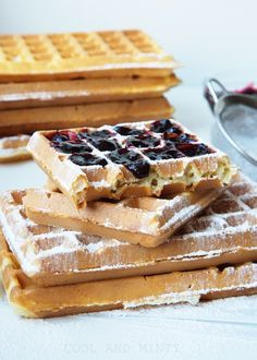 Baking Recipes, Cookie Recipes, Crepes And Waffles, Sweet Pastries, Polish Recipes, Sweet Cakes, No Bake Cake, Food Dishes, Love Food
