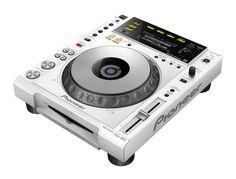Pioneer CDJ-850 White Edition