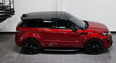Urban Automotive Bespoke styling and bodykit programme for the Urban Range Rover Evoque