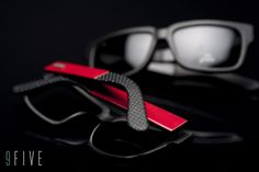 On January 31, 2013 9Five Eyewear will drop their new, limited edition, perforated leather wrapped Modelo frame.