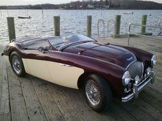1954 Austin-Healey 100-4 BN1 LeMans