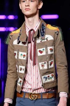 Gucci - Spring 2016 Menswear - Look 81 of 112