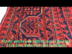 Afghan Hand Knotted Khal Mohammadi 102cm x 145cm Pk9-78