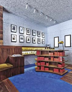 Steven Holl frederic malle's flagship store . new york