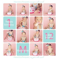 healthy first year baby cake | visit shannakrezaphotography com