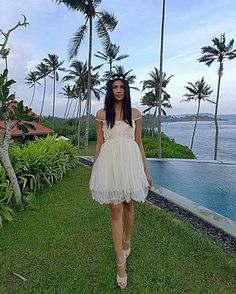 Beautiful #HiraShah Exploring beautiful place in #Earth #Weligama in #Srilanka #traveldiaries #Fashion #Style #MovieShoovy