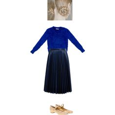 marinho by thisisnotmyname on Polyvore featuring J.W. Anderson and Miu Miu