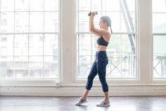 5 Easy Ways to Work Out Like a Victoria's Secret Angel  - ELLE.com