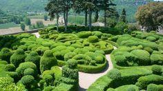 Os magníficos jardins de Marqueyssac - AC Variedades