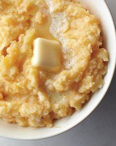 Rutabaga-and-Apple Mash Recipe
