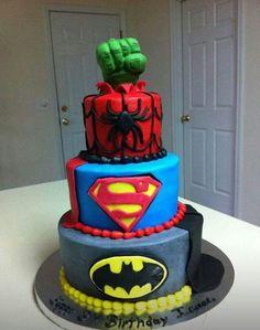 Hulking cake