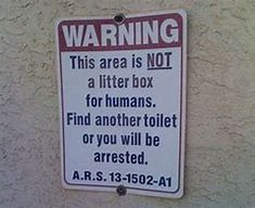 Image result for Funny Warning Signs