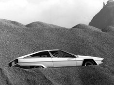 1977 Jaguar Ascot - designed by Carrozzeria Bertone