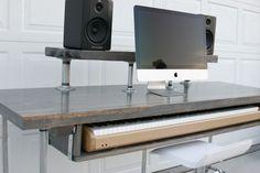 Deluxe Musician's Recording Desk - Unfolding Life
