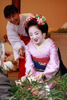 Maikohan (36) by Kyoto Sanada, via Flickr, Japn. S)