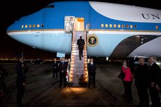 In Photos: A Look Back at President Obama's Last Overseas Trip – Medium