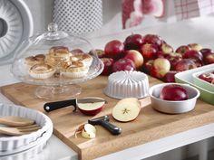 ARV BRÖLLOP schaal op voet, met deksel | #IKEA #IKEAnl #eten #koken #bakken #taart #keuken
